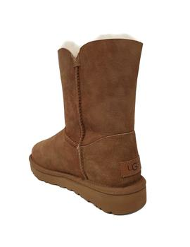 Bota Ugg Bailey Zip Short Camel