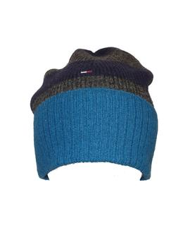 Gorro Tommy Jeans Lana Gris